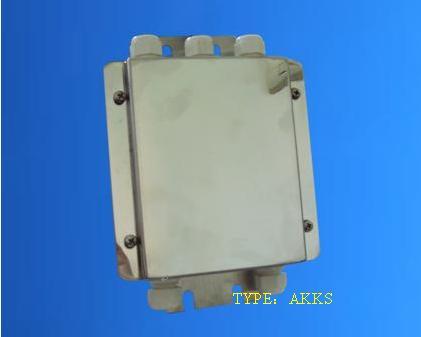 akks称重传感器接线盒